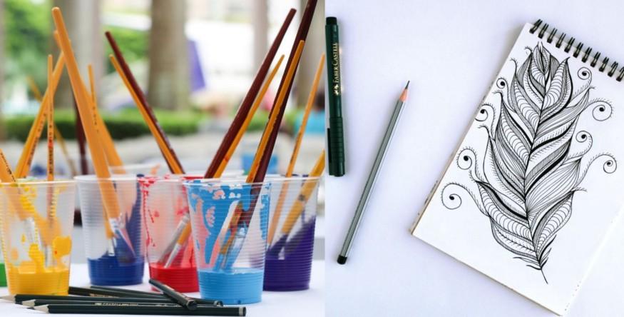 artistic things to do during coronavirus