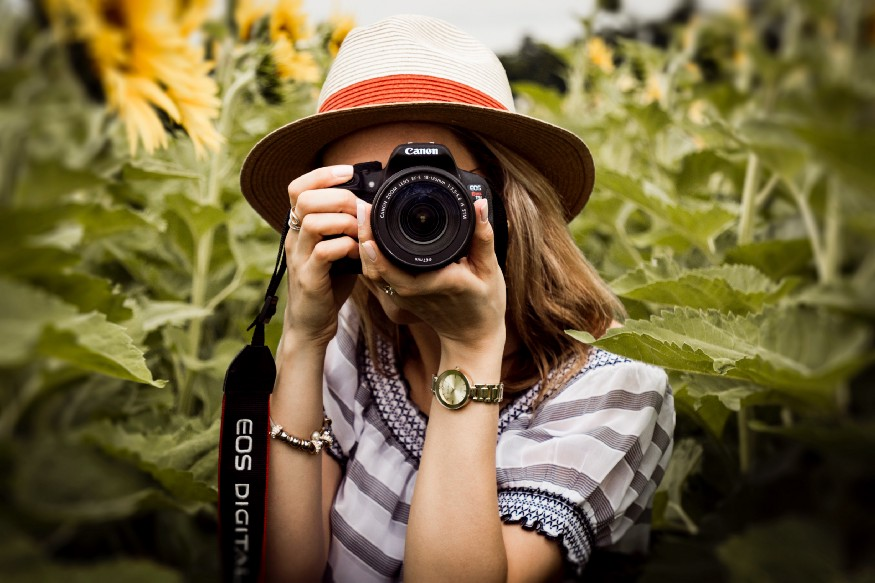 online photography events