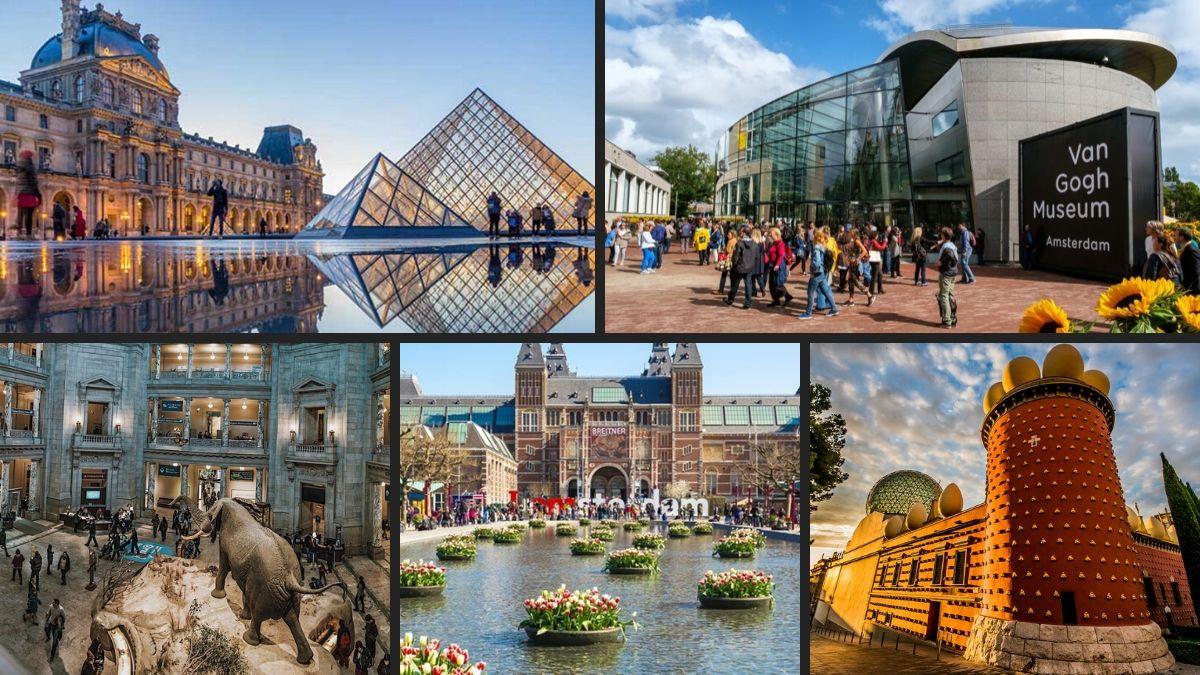 virtual tour of museums