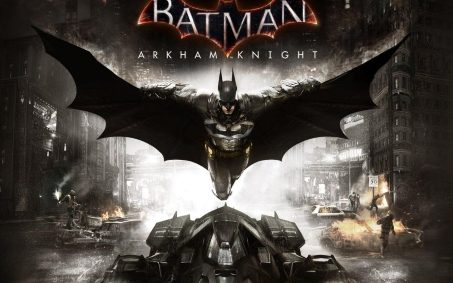 batman video games