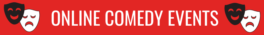 online comedy events | things to do during corona