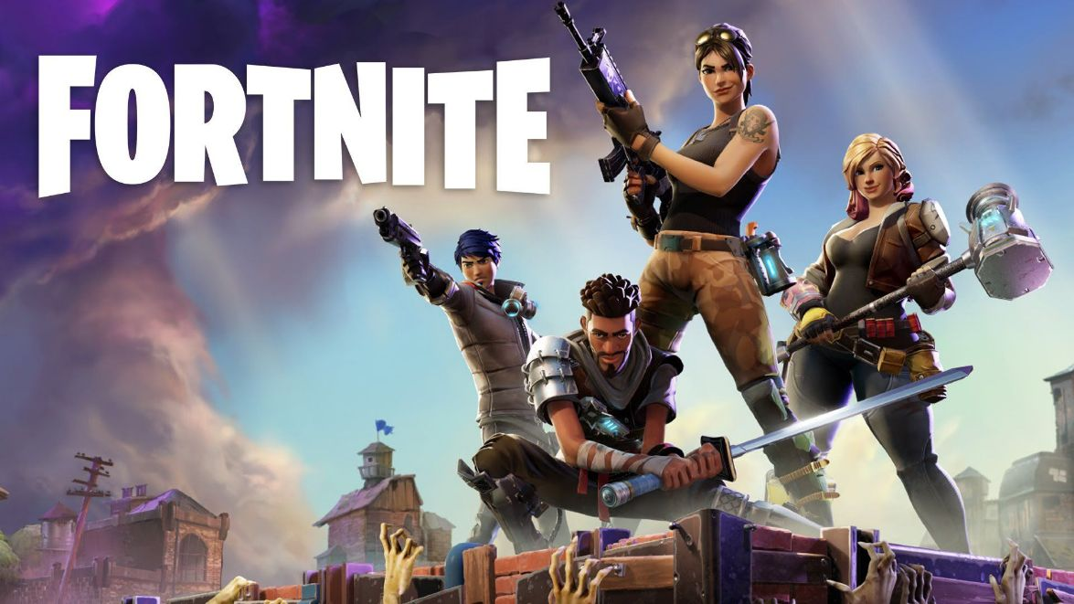 fortnite best video games