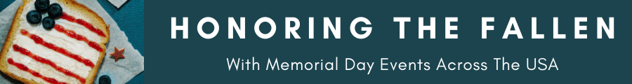 memorial day events in USA