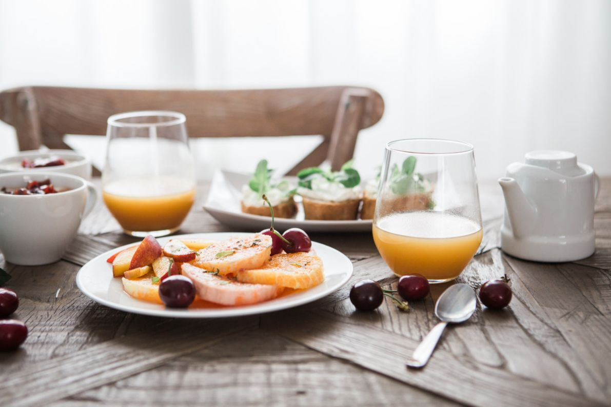 Breakfast in bed | mother's day 2020