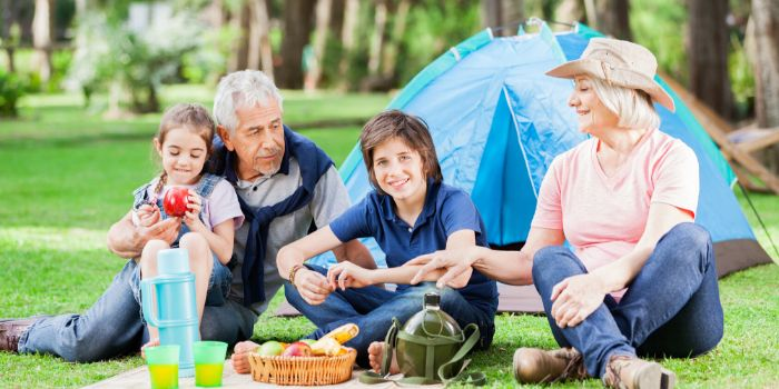 Memorial Day Camp | Things To Do At Home On Memorial Day