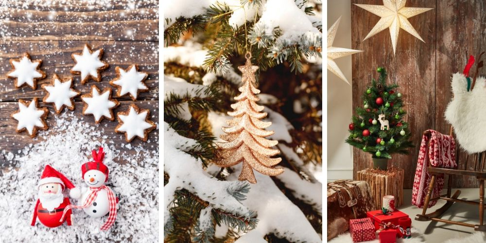 decorate your house | christmas in july
