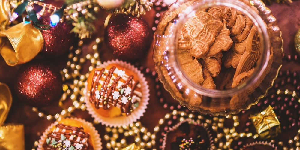 christmas in july | food & cooking