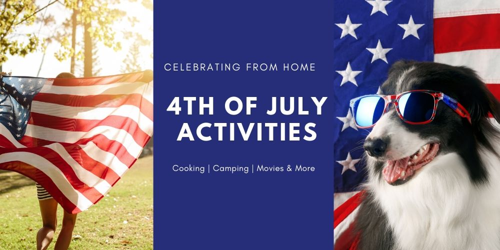 4th of july activities at home