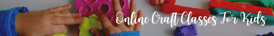 online craft classes for kids