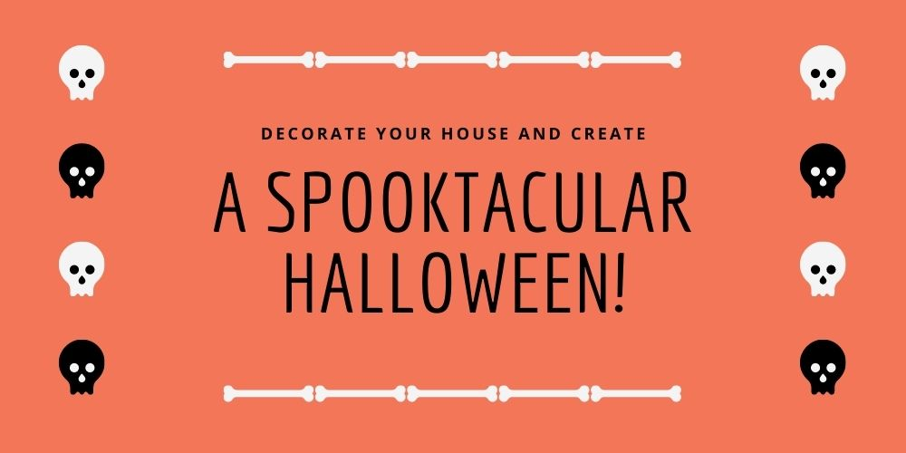 Spooky DIY Halloween Decoration Ideas For Your House Party