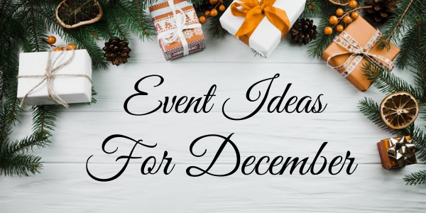 How To Leverage Festive Trends For Events In December?