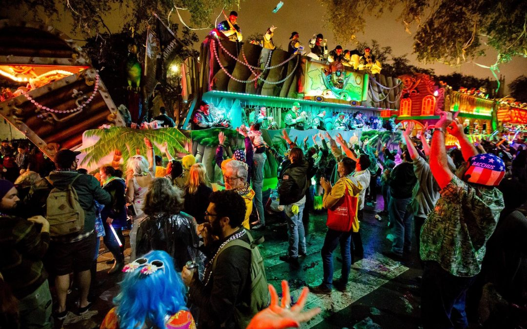 9 Things To Do On Mardi Gras 2021