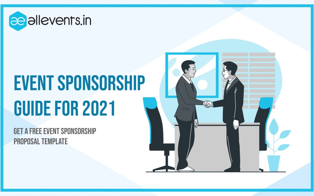 Event Sponsorship: Ultimate guide for 2021
